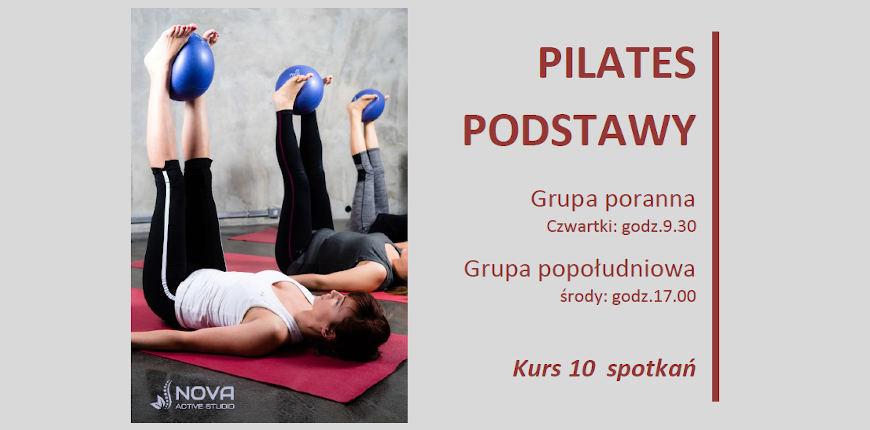 Poznaj z nami Pilates